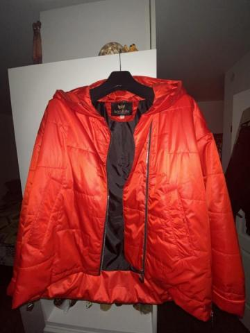 Продам абсолютно новую стильную очень красивую куртку - 1