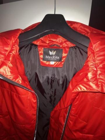 Продам абсолютно новую стильную очень красивую куртку - 3