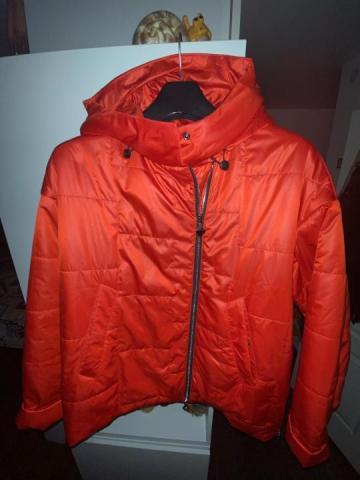 Продам абсолютно новую стильную очень красивую куртку - 4