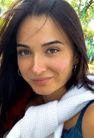 Hello everyone, my name is Kristina, I was born in Russia, I am 26 years old - 1