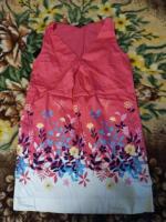 Продам летнее платье мини