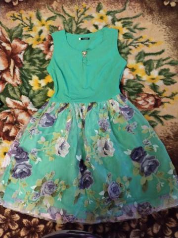 Продам летнее платье - 1