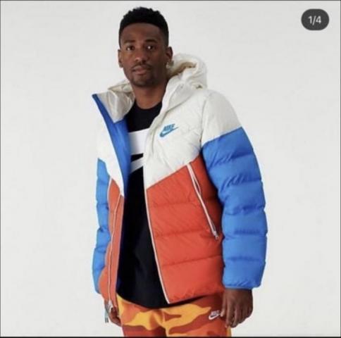 Продаю куртку Nike - 1