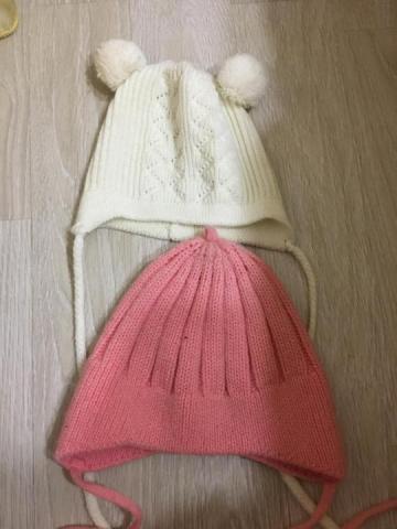 Продаются шапки на девочку осень - 1