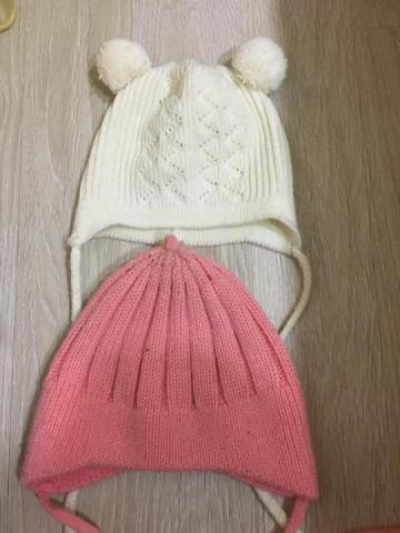 Продаются шапки на девочку осень - 2