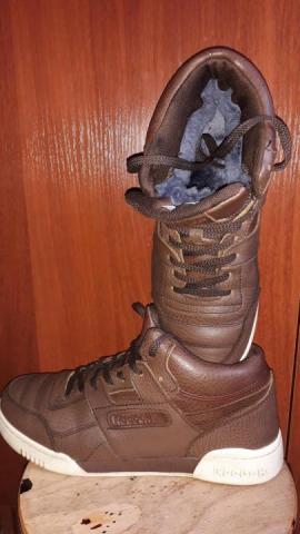 Продам  зимние кроссовки - 1