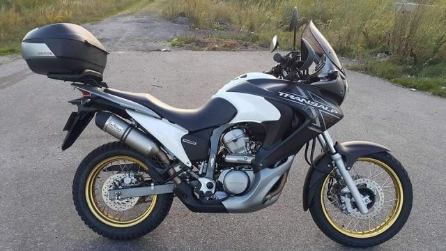 Мотоцикл - 5