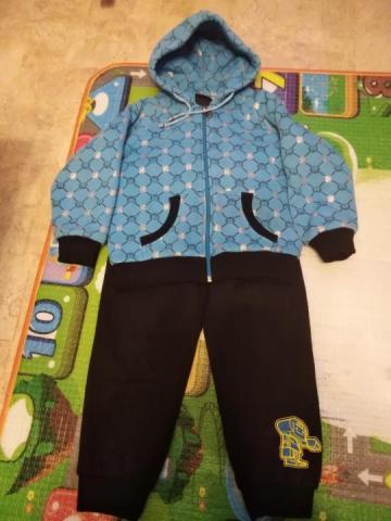 Продам теплый костюм - 2