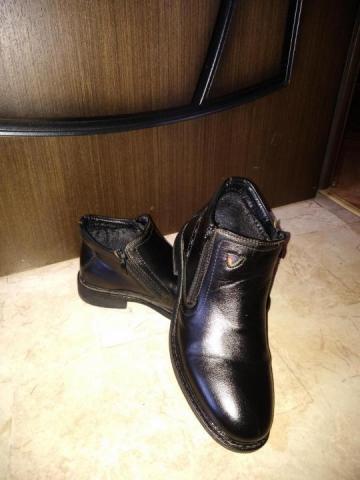 Продам ботинки демисезонные - 3