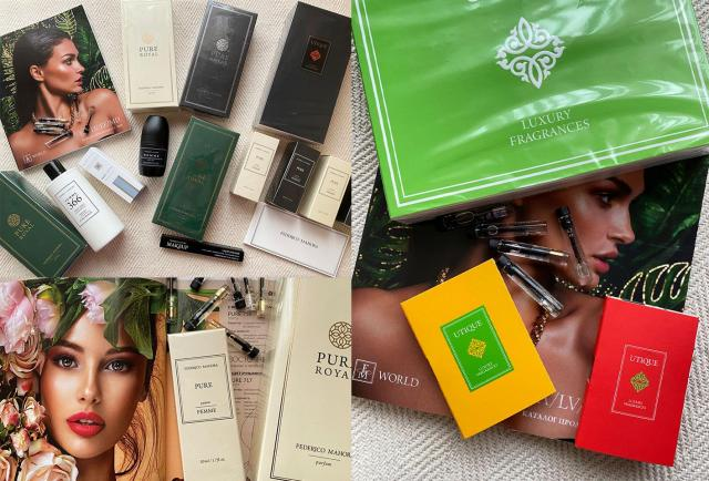Работа в парфюмерном бизнесе - 1