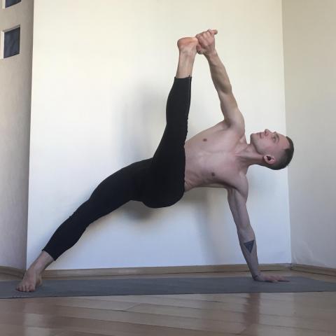 Прокачайте Сознание и Тело за 1 Персональное Онлайн-Занятие по Хатха-йоге - 1