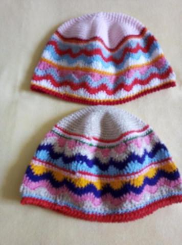 Продам шапочку-тюбетейку - 1