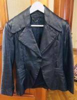 Продам кожаную куртку Anna Rita - Изображение 1