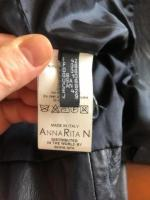 Продам кожаную куртку Anna Rita - Изображение 3