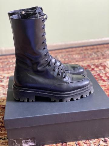 Продам ботинки UTERQUE - 4
