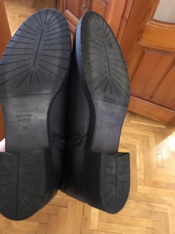 Продам  Сапоги GIANNI DESIMONE - 3