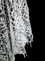 Шаль косынка вязанная спицами - Изображение 4