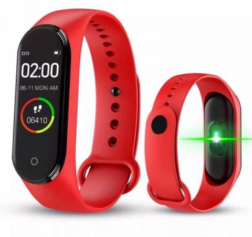 Продаю новый фитнес браслет Smart Bracelet M5 - 1