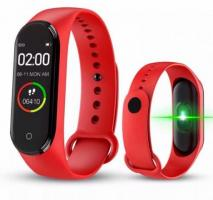 Продаю новый фитнес браслет Smart Bracelet M5 - Изображение 1