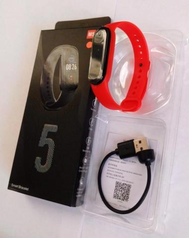 Продаю новый фитнес браслет Smart Bracelet M5 - 3