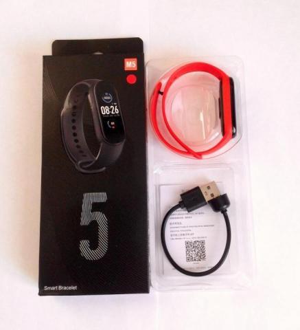 Продаю новый фитнес браслет Smart Bracelet M5 - 4