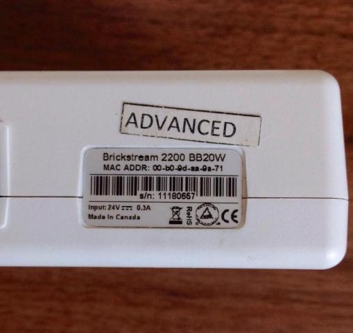 Продаю IP-камеру Brickstream 2200 BB20W - 2