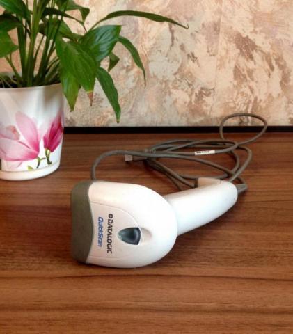 Продаю QuickScan I QD 2100 в отличном рабочем состоянии - 3