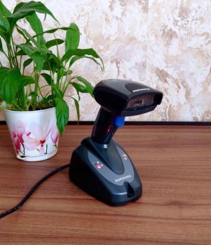 Продаю бу сканер Datalogic QuickScan QM2130 - 1