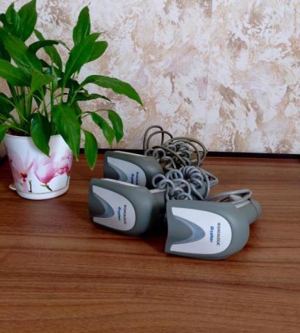 Продаю бу сканер штрих-кода Datalogic Gryphon I GD4130 - 1
