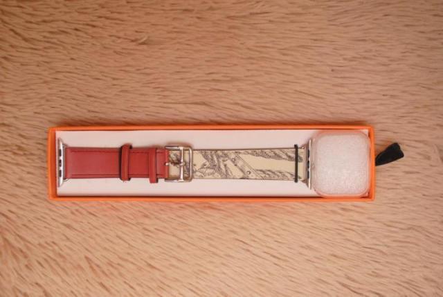Продам ремешки Apple Watch Hermes - 4