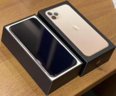 Продам iPhone 11 pro max 256 gold