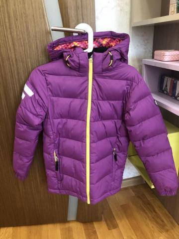 Продам мембранная куртка lindberg Швеция - 1