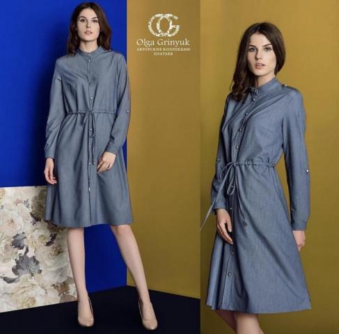Продам новое авторское платье Olga Grinyuk - 1