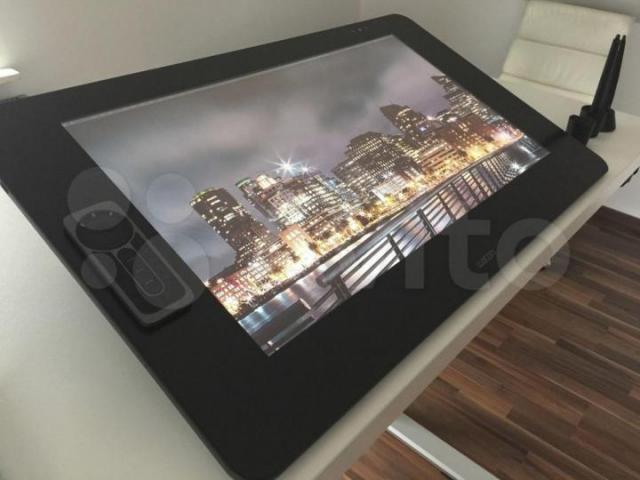 Продам Графический планшет Wacom Cintiq 27QHD - 3
