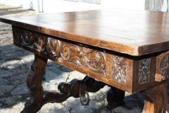 Продается  дубовый антикварный стол в Испании - Изображение 1