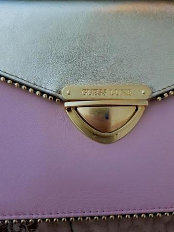 Продам сумку guess luxe saint tropez оригинал в Дании - 1
