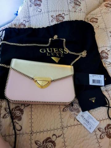 Продам сумку guess luxe saint tropez оригинал в Дании - 2