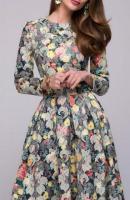 Продам  осеннее платье вечернее в Европе - Изображение 3