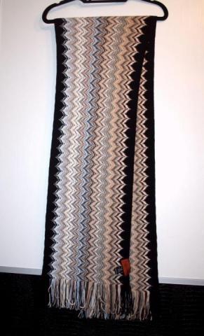Продам шикарный итальянский шарф MISSONI в Европе - 3