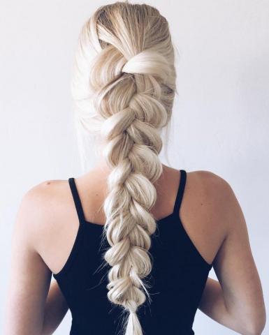 Окажу услугу по обучению плетения кос в Исландии - 1