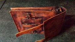 Продам новую кожаную сумку  в Португалии