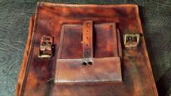 Продам новую кожаную сумку  в Португалии - Изображение 4