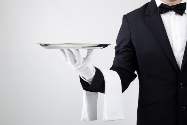 Требуется официант в ресторан - 1