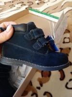 Продам новые детские ботиночки