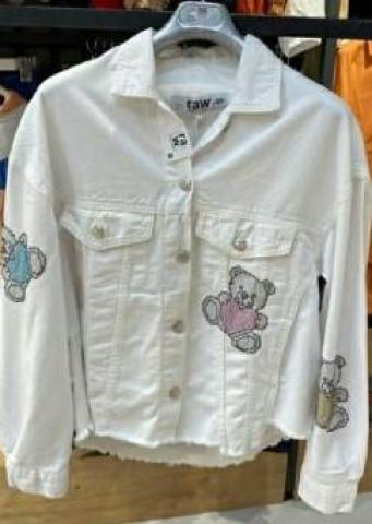 Продам  Джинсовую куртку - 1