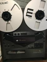Японский катушечный стерео магнитофон Akai GX-747dbx