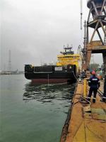Уборка кораблей в Польше