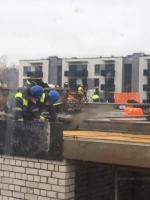 Каменщик для работы в Литве