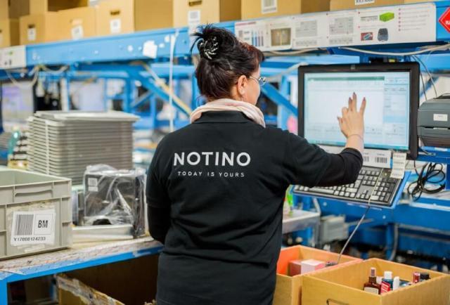 "Склад косметики ""Notino"" - 2"