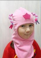 Шапка-шлем для детей